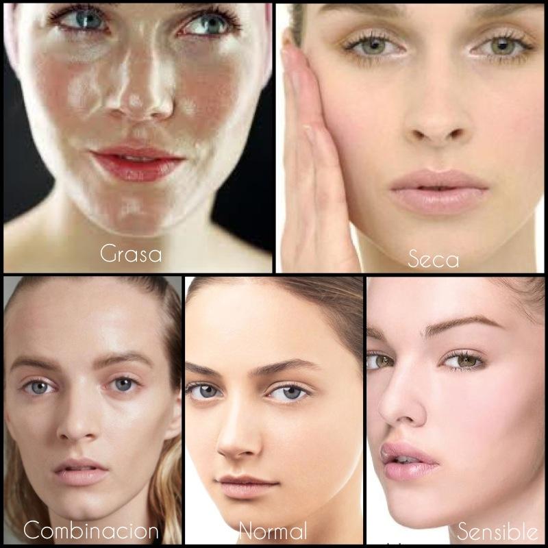 de repuesto Posesión Representar  Maquillaje según tu tipo de piel